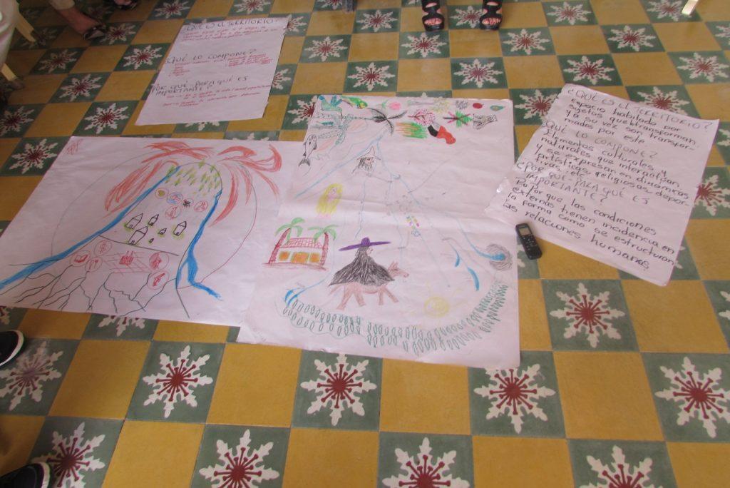 Representaciones Profesores Institución Educativa San Antonio (Jardín)
