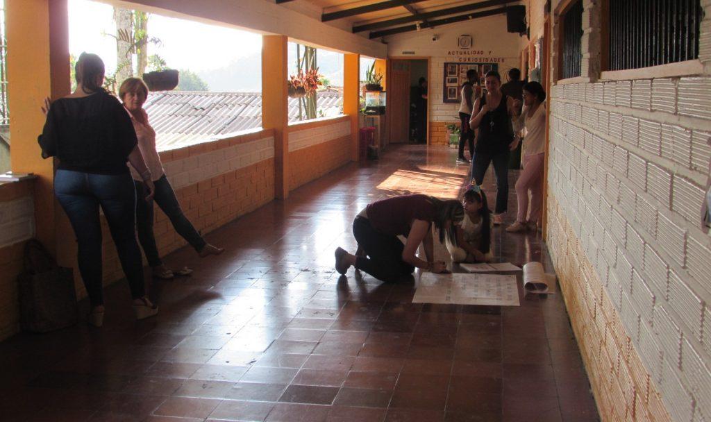 Institución Educativa el Salvador (Pueblorrico)